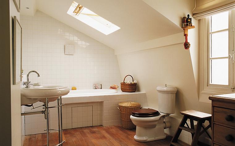 Квартира. ванная из проекта , фото №14856