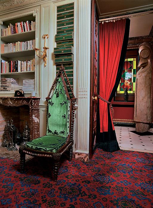 интерьер гостиной - фото № 14876