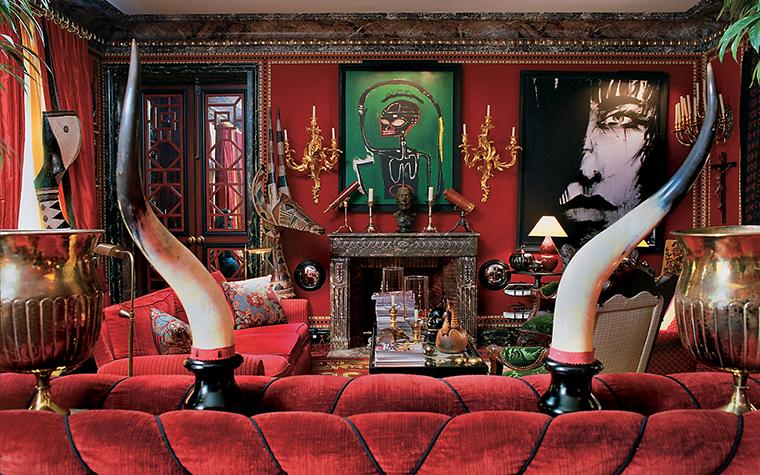 интерьер гостиной - фото № 14877