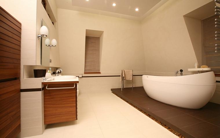 Квартира. ванная из проекта , фото №15058
