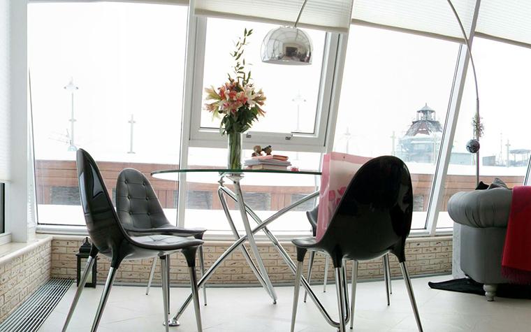 интерьер гостиной - фото № 15073