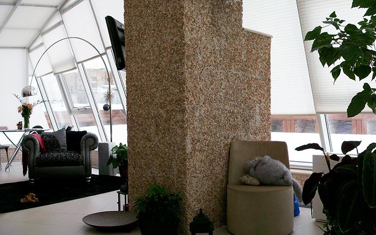 интерьер гостиной - фото № 15074