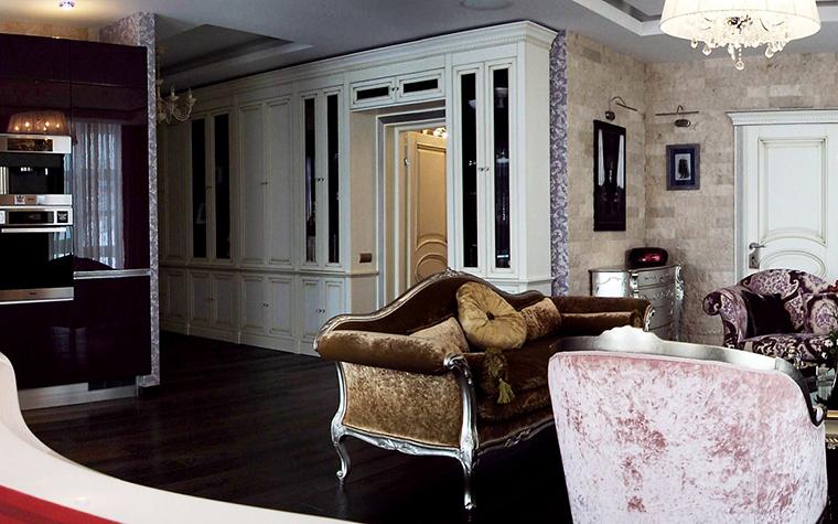 интерьер гостиной - фото № 15064