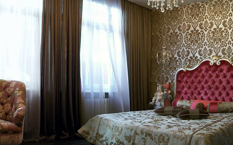 интерьер спальни - фото № 15070