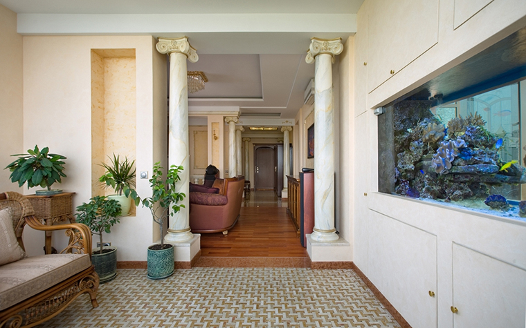 Фото № 15158 холл  Квартира