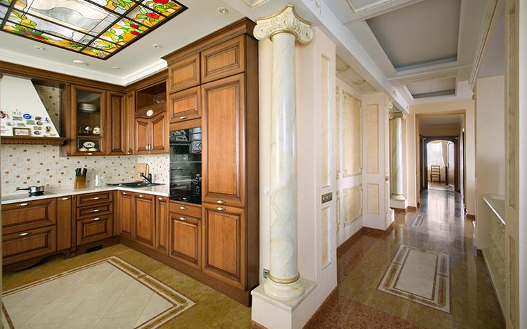 Фото № 15153 кухня  Квартира