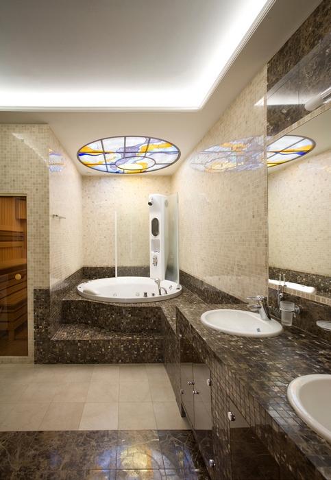 интерьер ванной - фото № 15154