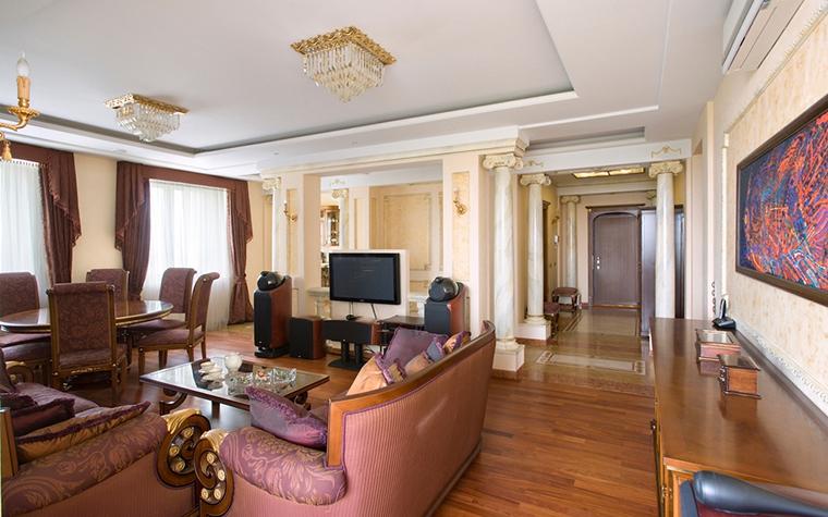 Квартира. гостиная из проекта , фото №15146