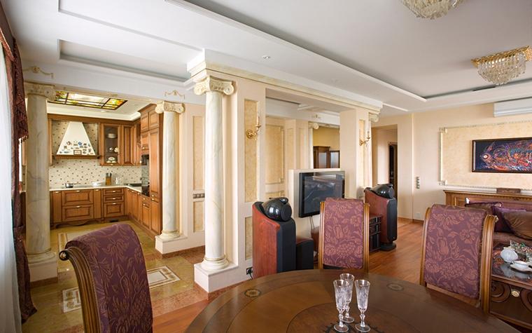Фото № 15147 гостиная  Квартира