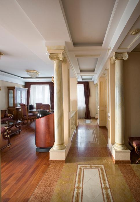Фото № 15150 гостиная  Квартира