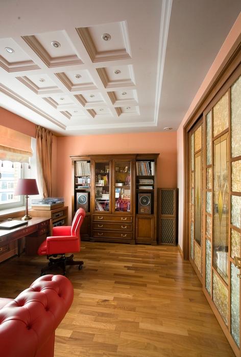 Фото № 15156 кабинет библиотека  Квартира