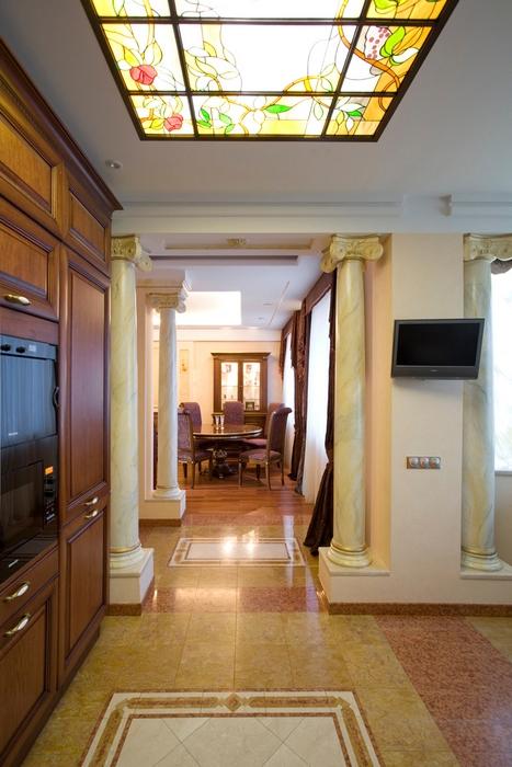 интерьер кухни - фото № 15151