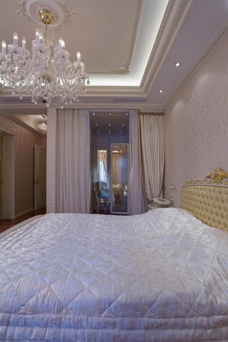 интерьер спальни - фото № 15170