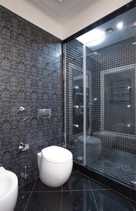 интерьер ванной - фото № 15162