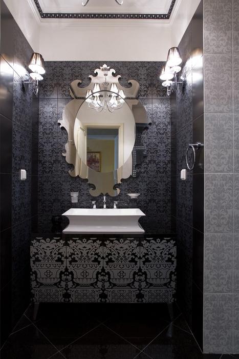 интерьер ванной - фото № 15163