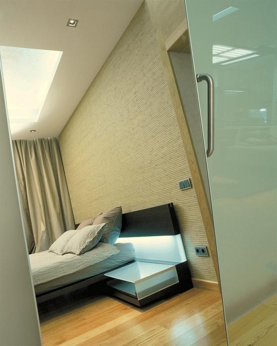 интерьер спальни - фото № 15179