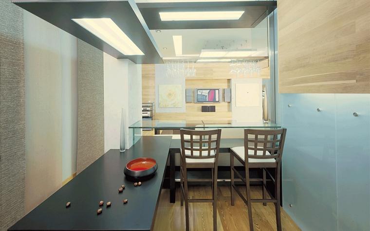 Фото № 15176 кухня  Квартира