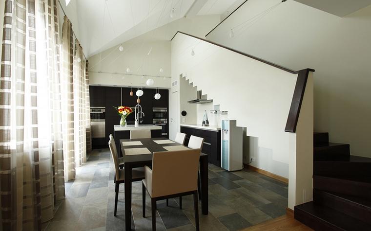 Квартира. кухня из проекта , фото №15236