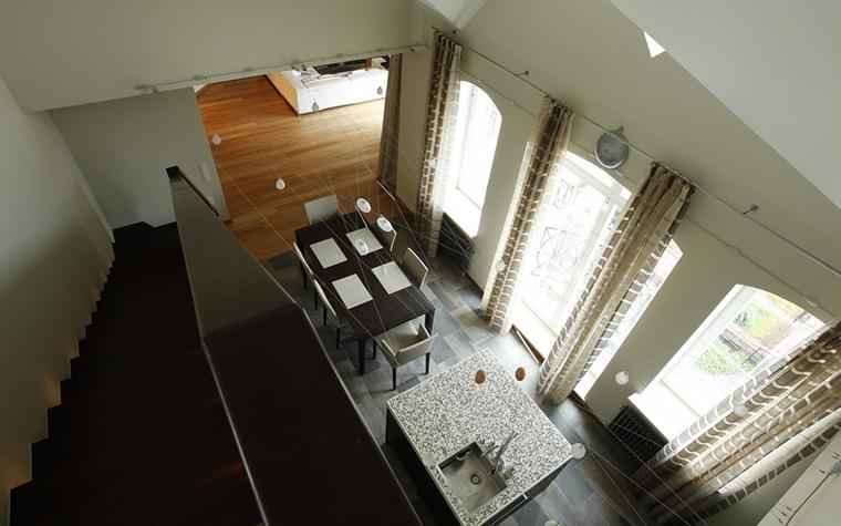 Квартира. кухня из проекта , фото №15237