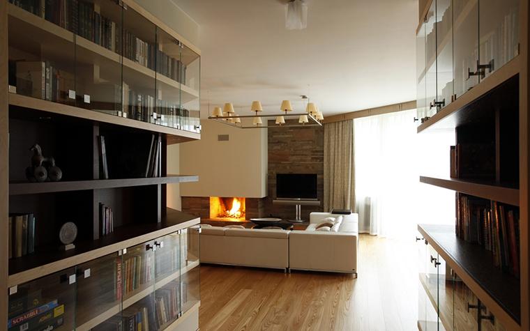 Фото № 15235 гостиная  Квартира
