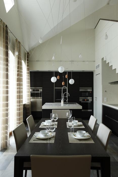 Квартира. кухня из проекта , фото №15238