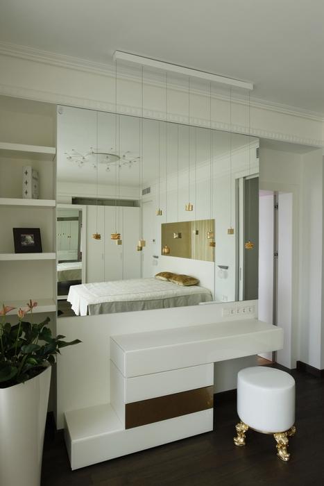 Квартира. спальня из проекта , фото №15239