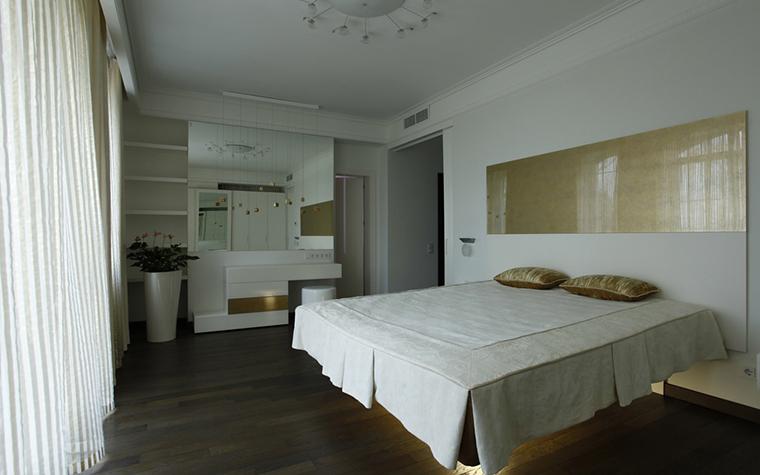 интерьер спальни - фото № 15240
