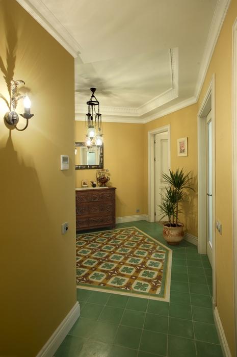 Квартира. холл из проекта , фото №15265
