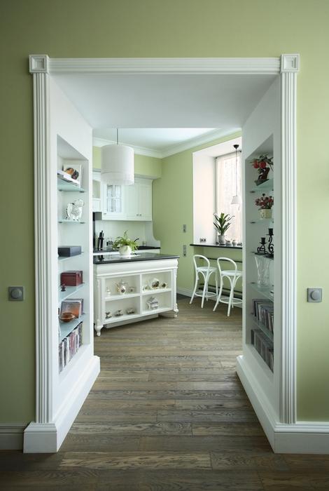 Квартира. кухня из проекта , фото №15255