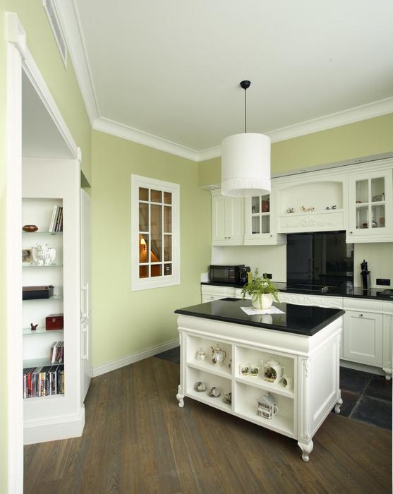 Квартира. кухня из проекта , фото №15254