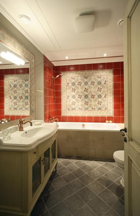 интерьер ванной - фото № 15258