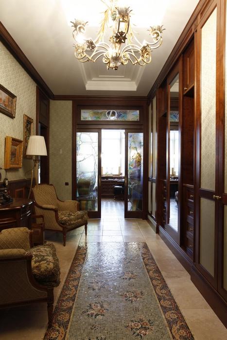 Квартира. холл из проекта , фото №15284