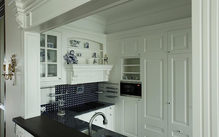 Квартира. кухня из проекта , фото №15276