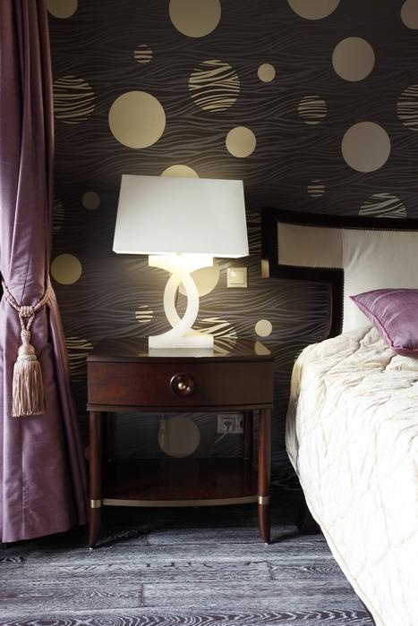 интерьер спальни - фото № 15286