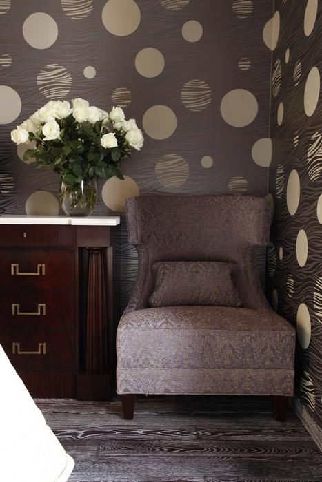 интерьер спальни - фото № 15287