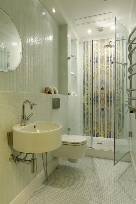 Квартира. ванная из проекта , фото №15291
