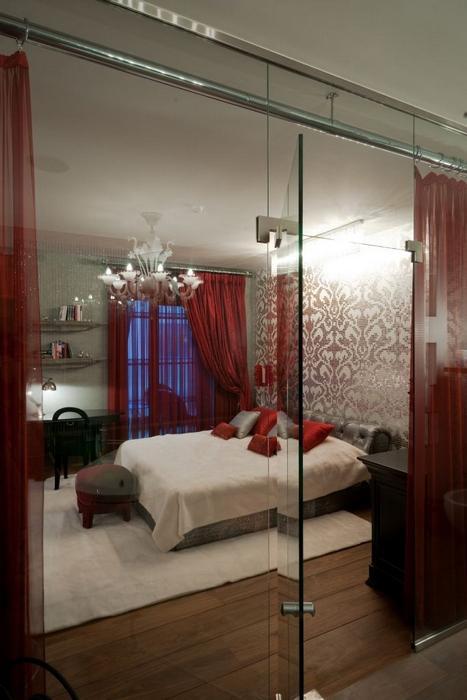 Фото № 15314 спальня  Квартира