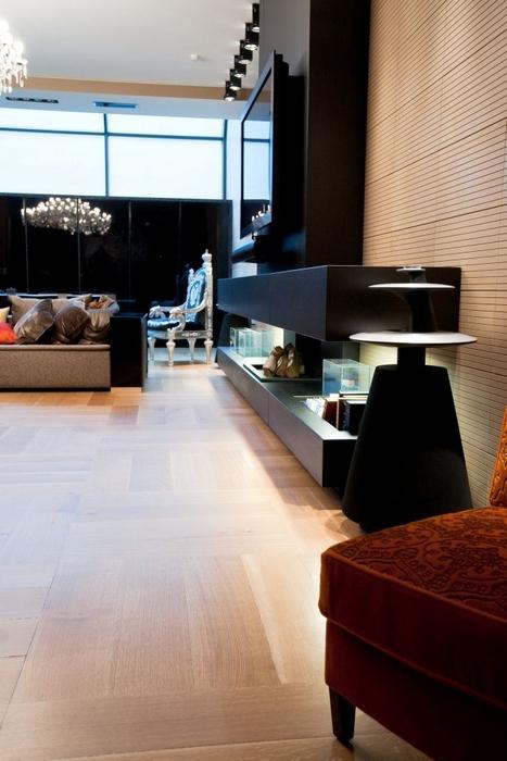 интерьер гостиной - фото № 15309