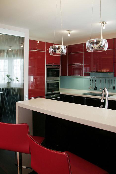 Фото № 15362 кухня  Квартира
