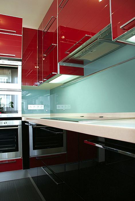 Фото № 15360 кухня  Квартира