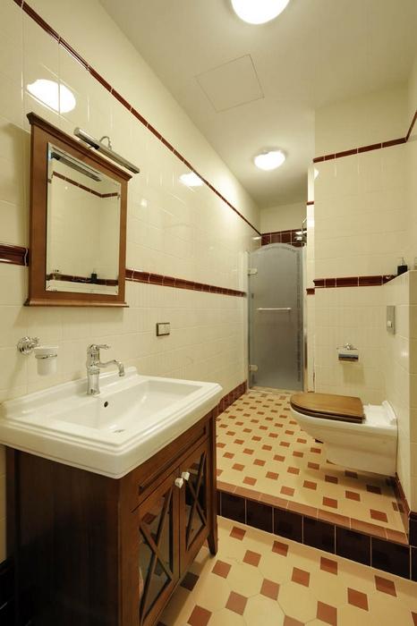 интерьер ванной - фото № 15421