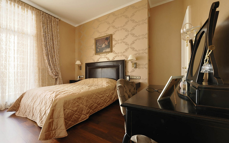 Фото № 15419 спальня  Квартира
