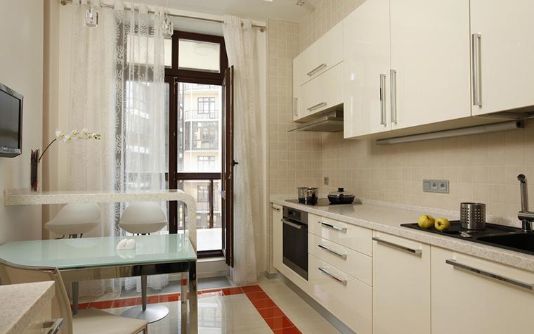 Квартира. кухня из проекта , фото №15427