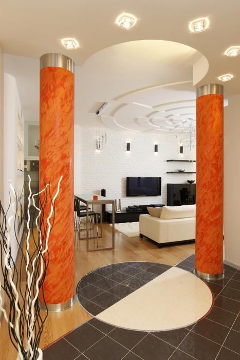 Квартира. холл из проекта , фото №15432