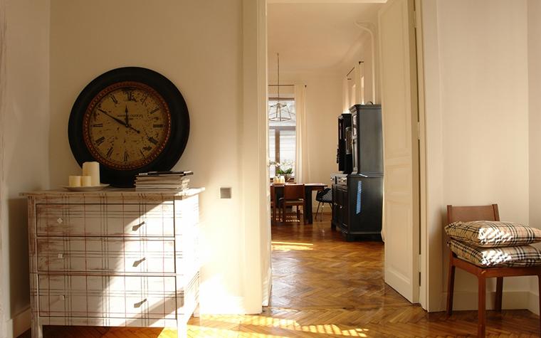 Квартира. спальня из проекта , фото №15589