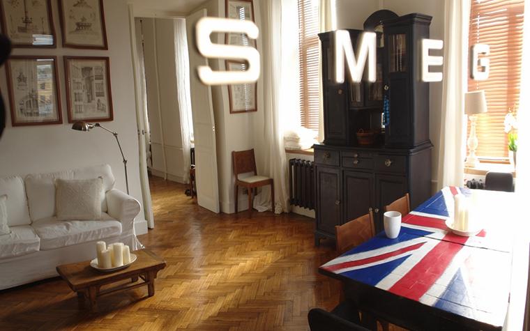 Квартира. гостиная из проекта , фото №15571
