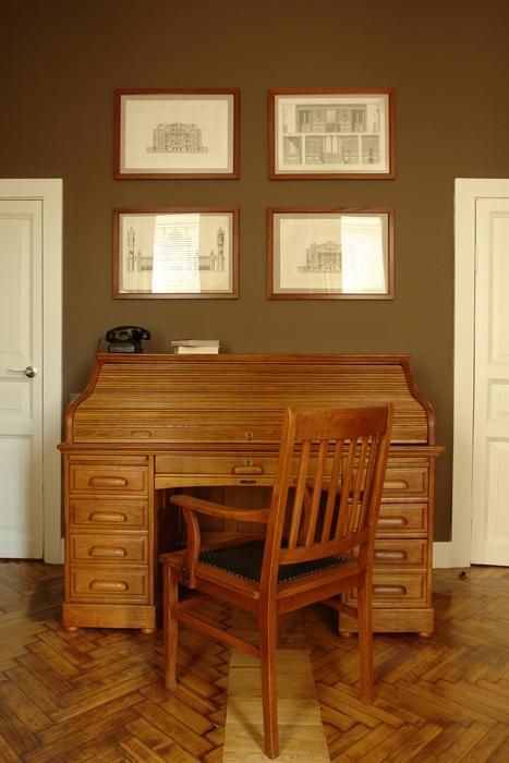 интерьер кабинета - фото № 15579
