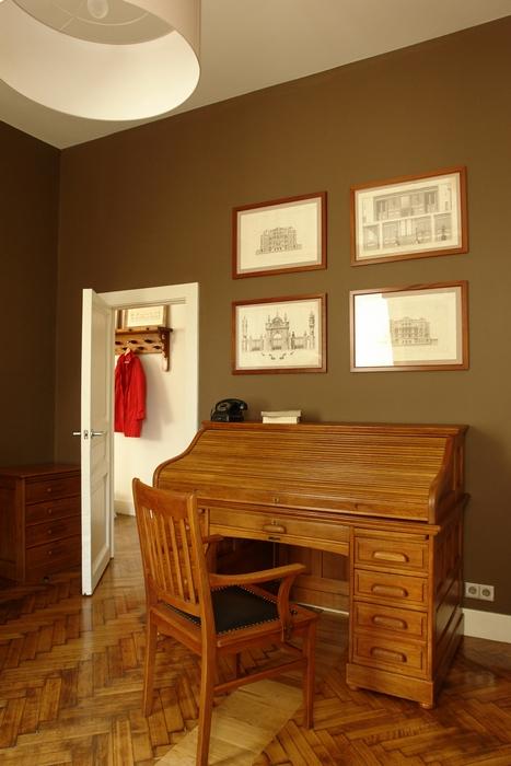 интерьер кабинета - фото № 15580