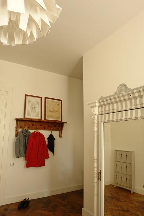 Квартира. холл из проекта , фото №15586
