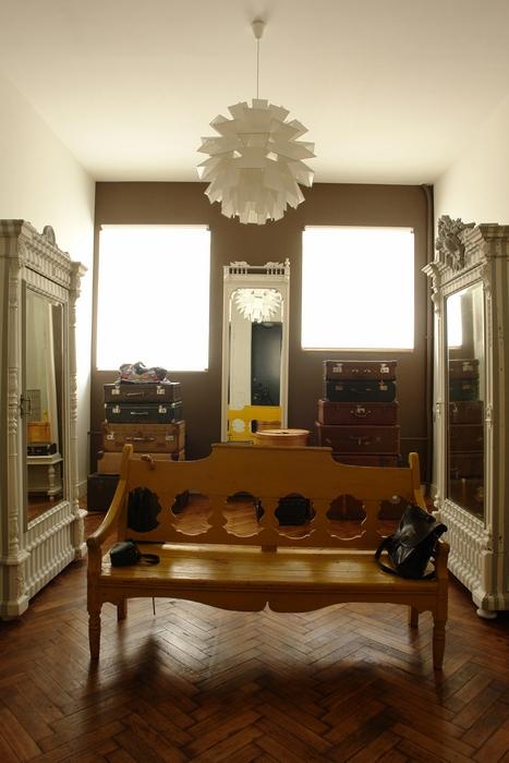 Квартира. холл из проекта , фото №15581
